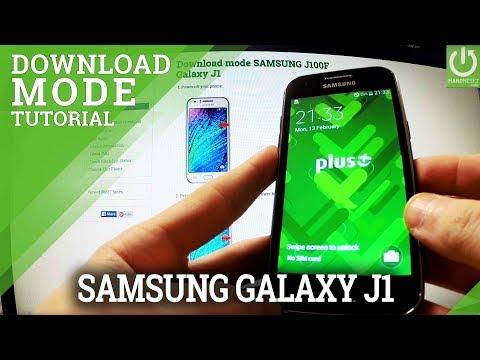 Download Mode SAMSUNG J120H Galaxy J1 (2016) - HardReset info