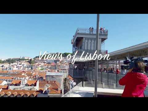 Where to Get the Best Views of Lisbon