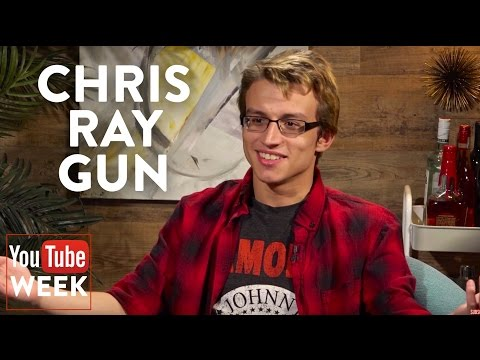 Chris Ray Gun: Musician Battling Gamergate, Regressive Left and Social Justice  (YouTube Week)