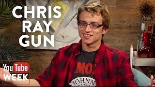 Chris Ray Gun: Musician Battling Gamergate, Regressive Left and Social Justice  (YouTube Week)