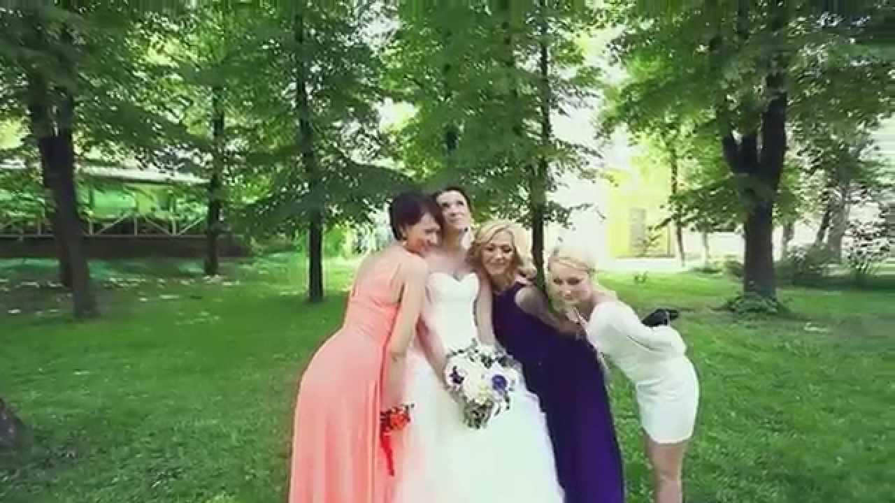 Свадьба антона и оли молодежка