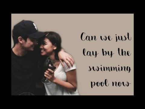 James Reid - Cool Down Lyrics