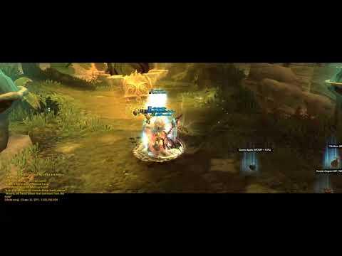 [Dragon Nest EU] Green Dragon Nest Time Attack - Light Fury PoV