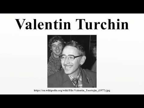 Valentin Turchin