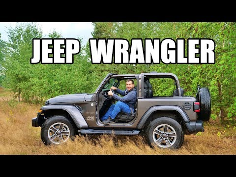 Jeep Wrangler JL 2019 - Off Road Adventure Machine (ENG) - Test Drive and Review
