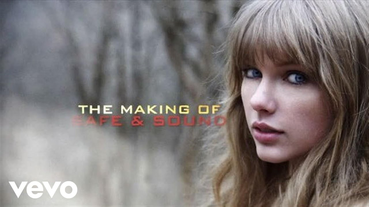 Taylor Swift Safe Sound Behind The Scenes Ft The Civil Wars Youtube