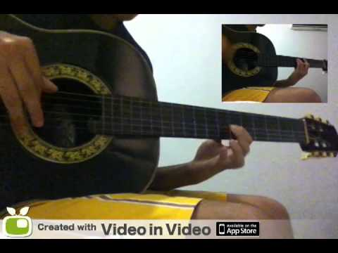 Guilty Crown / EGOIST - Departure (Guitar Cover) - YouTube