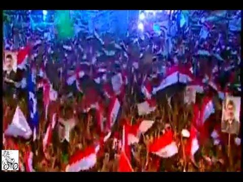 Deaths as political rivals rally across Egypt