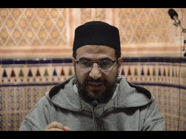 سؤال⁉️ مَنْ يكونُ وراءَ الإمامِ في المسْجدِ؟ وَلِمَاذا؟- الشيخ أحمد الهبطي ابو خالد