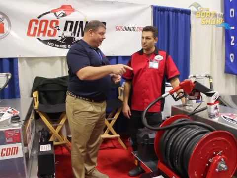 Gas Dingo at the 2017 Minneapolis Boat Show