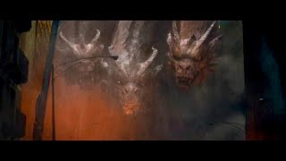 All King Ghidorah sounds and roars - Godzilla: King of the Monsters