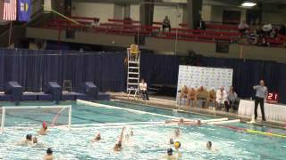 Olympic Qualifying Water Polo Canada vs. Greece. Canada Scores