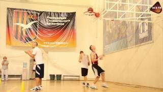 Тренировочный лагерь АСБ 2012. Вторая смена (день 3)