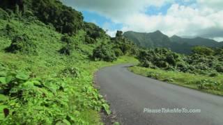 Le Mafa Pass, Samoa (1080 HD)