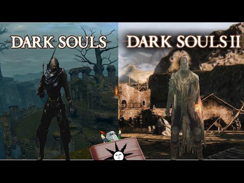 Coya vuelve y se va | Dark Souls II