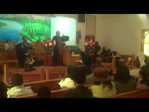 Pastor Charles Howard 6th Pastoral Anniversary