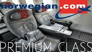 Norwegian PREMIUM CABIN Review B787