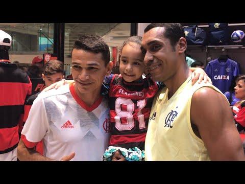Ronaldo Angelim na Espaço Rubro-Negro do Via Parque!