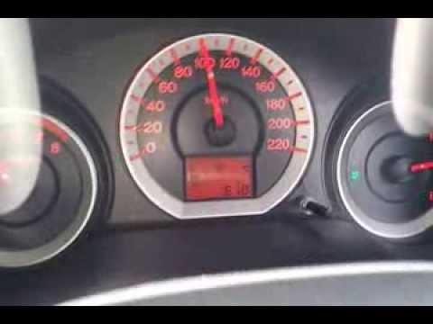 Honda City 09 I Vtec D Light Blinking Problem