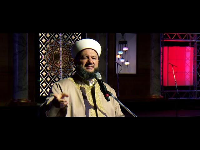 Mawlid Concert 2016 Speech Sheikh Salim