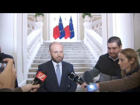 PM maltês promete perdão em troca de colaboração