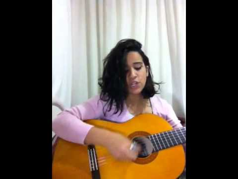 Lama et2abelna-Cairokee ( cover by inas yasser )