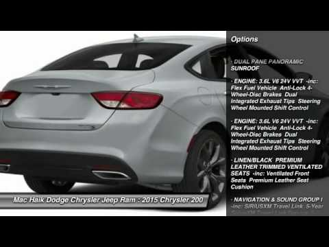 2015 Chrysler 200 Temple TX DFN532812