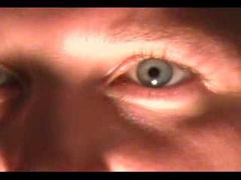 voluntary pupil dilation
