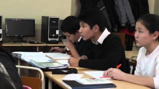 Ашимова Гульнара черчение 9 класс