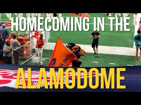 Homecoming in San Antonio | Road to CFB | S1E11