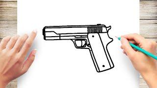 gun draw easy