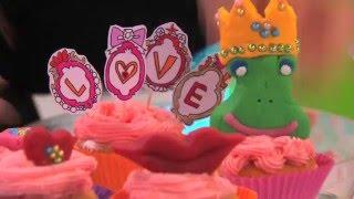 Kijk Hoe maak je harten cupcakes filmpje