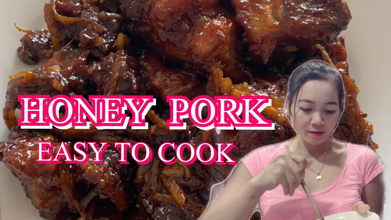 Download PAANO MAGLUTO NG  HONEY PORK   HOW TO COOK EASY HONEY PORK  CHINSE RECIPE BY  Miss.Mariakitty