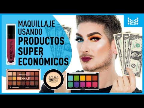 MAQUILLAJE SUPER ECONOMICO Y FUNCIONA INCREIBLEMENTE thumbnail