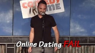 Comedy online dating