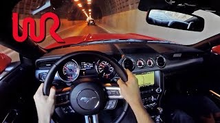 2015 Ford Mustang Ecoboost 2.3L Performance Package - WR TV POV Test Drive