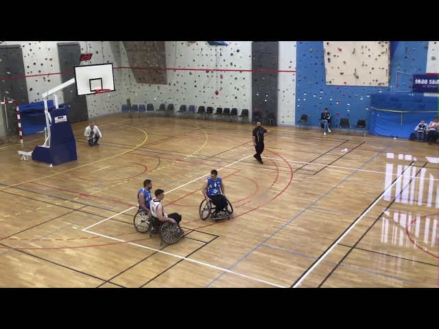 BASKET FAUTEUIL FINAL 4 NATIONALE C FINALE