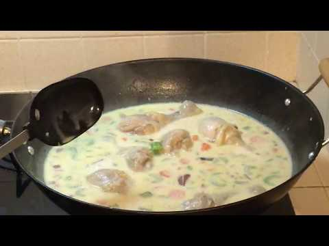 Filipino Chicken Macaroni Sopas - Asian Comfort Food Recipe - Chicken Recipe
