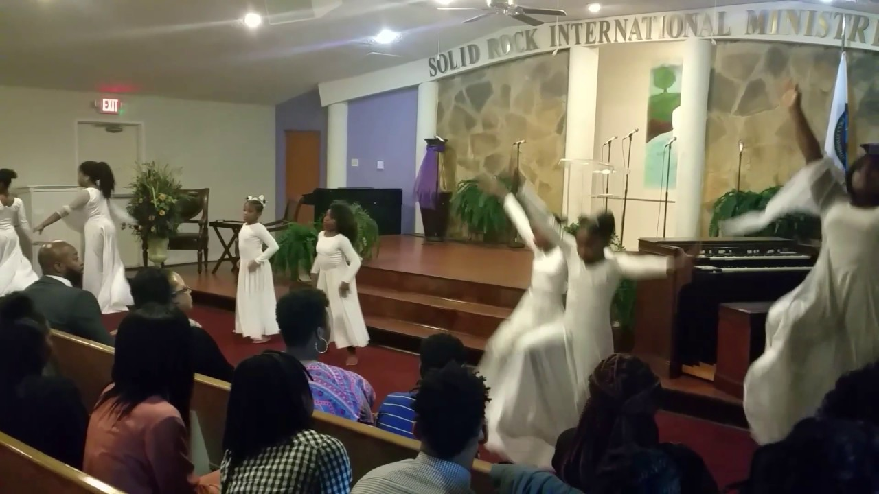 Solid Rock International Ministries Youth Praise Dance ...
