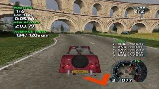 World Racing 2 PS2 Gameplay HD (PCSX2)