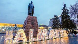 Алматы (Алма-Ата) Almaty 25.05.2016 DJI OSMO(Проехал по городу, записывал со звуком но из-за ветра звук даже после обработки беспонтовый, поэтому пришло..., 2016-05-29T08:28:36.000Z)