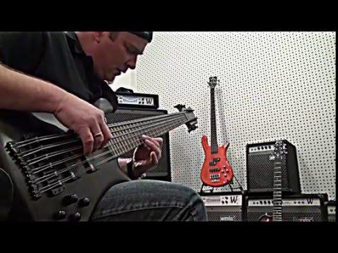 warwick custom 12 string bass guitar demo andy irvine original music youtube. Black Bedroom Furniture Sets. Home Design Ideas