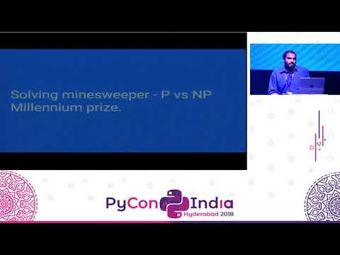 Image from [Lightning Talk] Climbing the Minesweeper Leaderboards by Samarth Hattangady