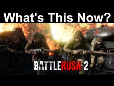 BattleRush 2 (WWII With A Splash Of Battle Royale)