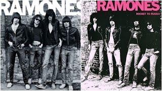 Ramones Self Titled VS Rocket to Russia