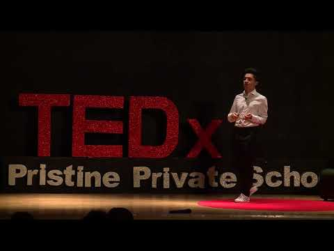 Thumbnail: Boys Don't Cry | Taha Qureshi | TEDxPristinePrivateSchool
