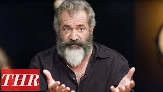mel gibson hacksaw ridge i like telling stories where no one says anything   close up with thr