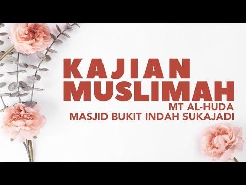 [Kajian Muslimah] Ustadz Farhan El Hubby