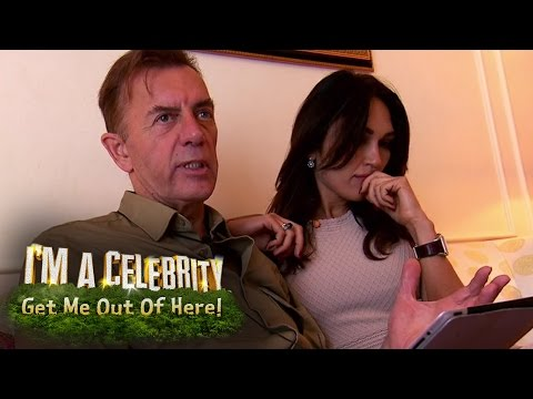Duncan Reads The News Stories About Him Bullying Lady C | I'm A Celebrity... Get Me Out Of Here!