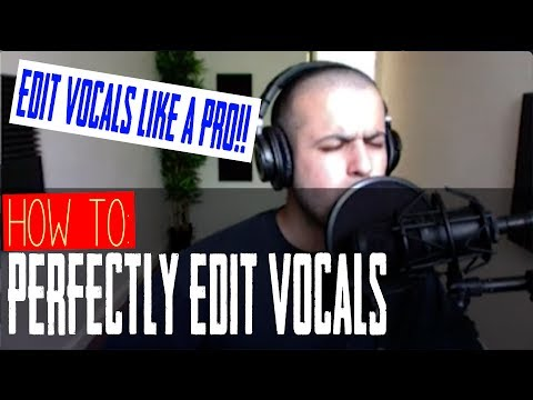 MAKE YOUR VOCALS SOUND PERFECT!!